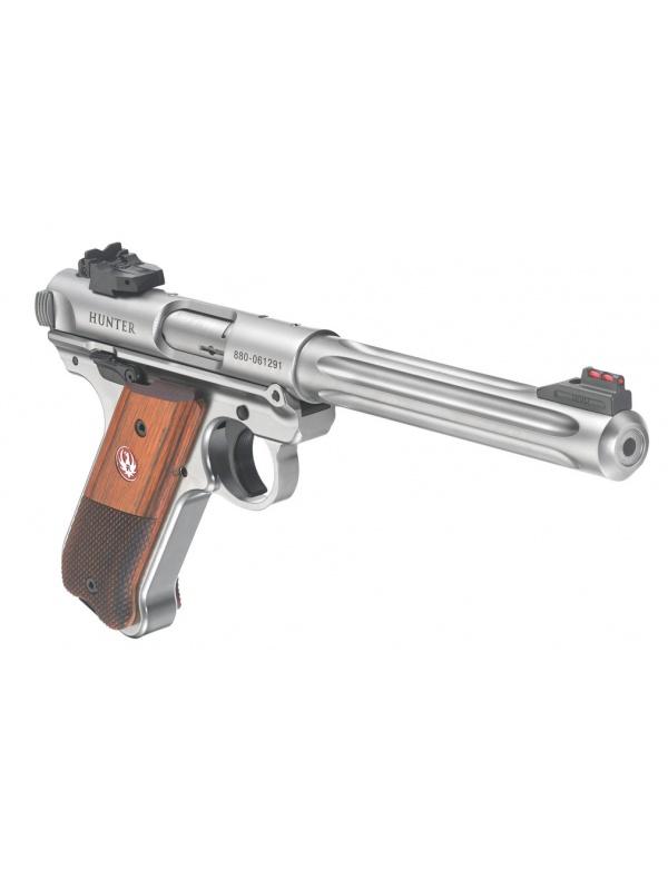 Pistole samonabíjecí Ruger Mark IV Hunter, r. 22 LR