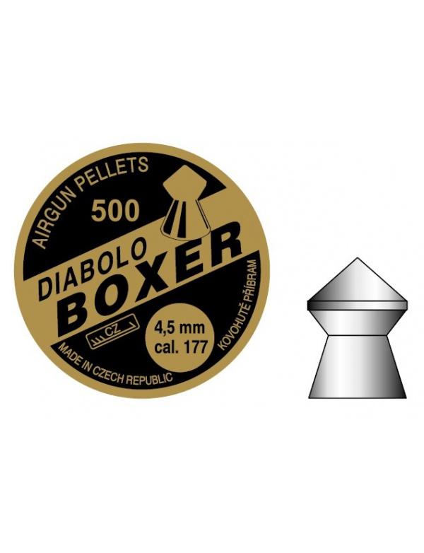 Diabolo Příbram - Boxer 4,5mm á500