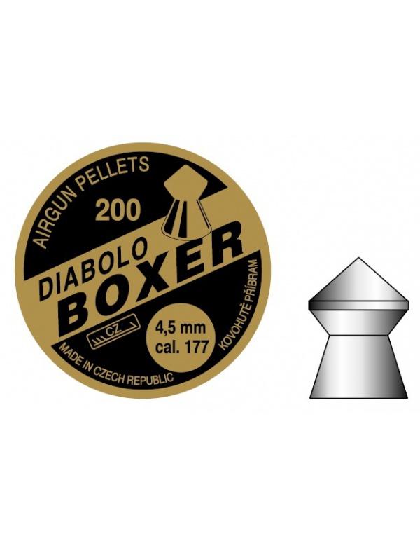 Diabolo Příbram - Boxer 4,5mm á200