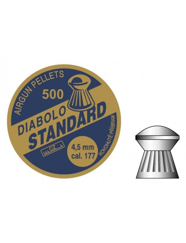 Diabolo Příbram - Standard 4,5mm á500