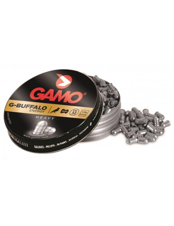 Diabolo GAMO G-Buffalo Power 4,5mm á200