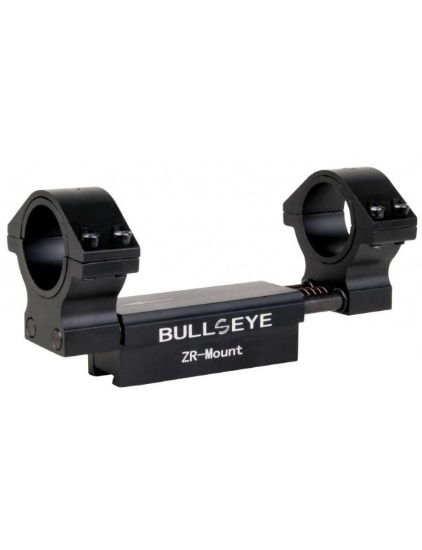 Montáž Diana - BULLSEYE jednodílná s kompenzací ZR, pro tubus 25,4mm i 30mm (ZR-MOUNT)