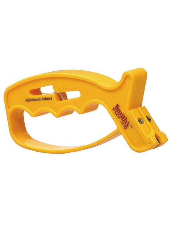 Brousek Smiths *JIFF-S* ruční nůž+nůžky, žlutý plast (á1ks) v blistru