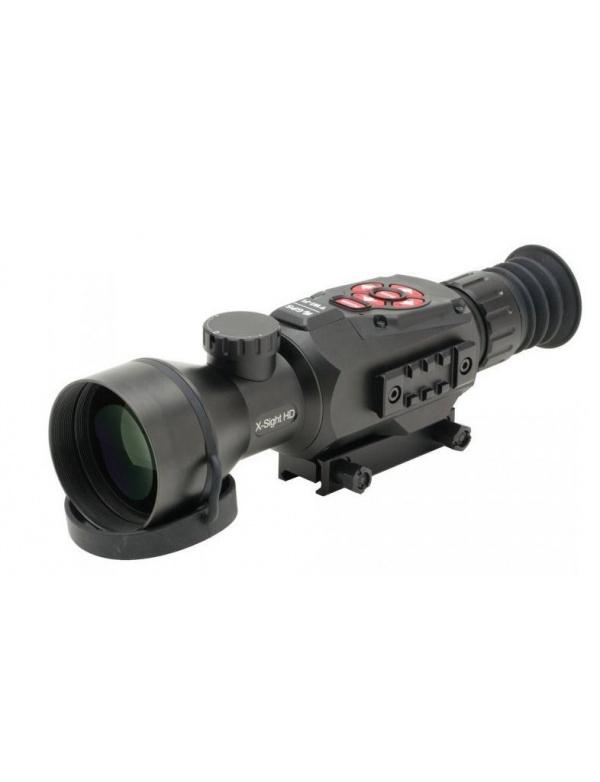 Noční vidění ATN - X-Sight HD II 5-20x + IR přísvit