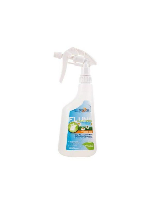 Odstraňovač zápachu Flunatec - BIO Proti zápachu, rozprašovač 630 ml