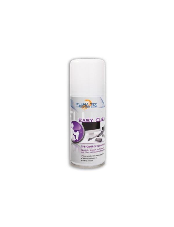 Čistící pěna Flunatec - TFT Optic Cleaner, spray 100 ml