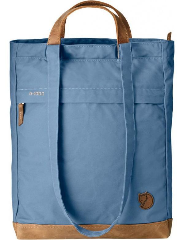 Taška Fjällräven Totepack No.2 (24229), praktická taška, barva 519/Blue Ridge