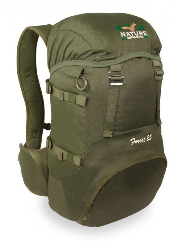 Batoh Marsupio - FOREST 25 - kompaktní lovecký batoh (25l)