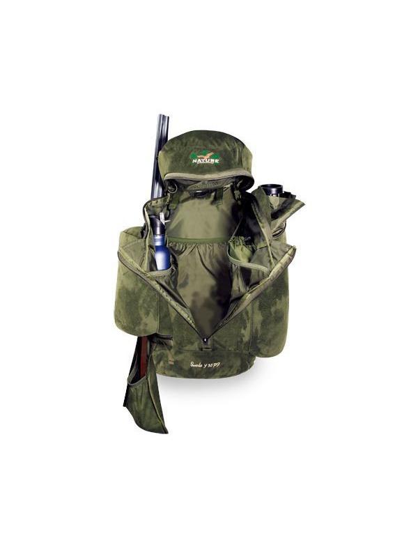 Batoh Marsupio - SUEDE Y 30 PF - lovecký batoh s Y otevíráním, s možn. přepr. zbraně (30l)