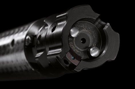kulovnice opakovací Sauer S404 hlava závěru detail image