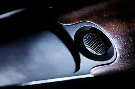 kulovnice opakovací Sauer S404 tlačítko vypouštění zásobníku image detail