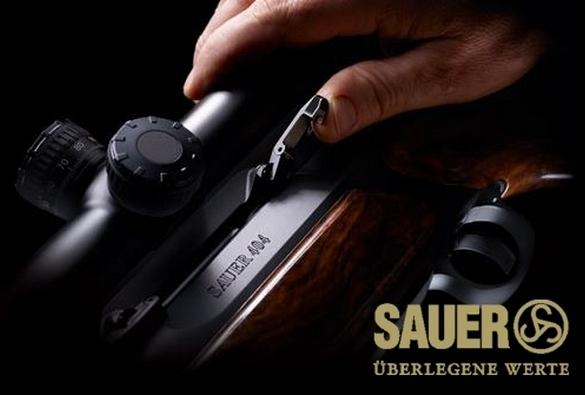 J.P.SAUER & SOHN - špičkové zbraně stradicí
