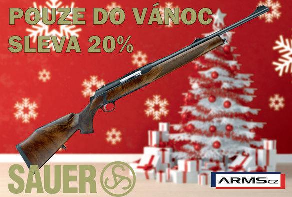 SAUER S303 - vánoční nadílka