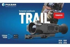 Termovize Pulsar Trail dostupné