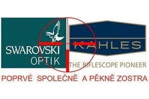 Swarovski a Kahles poprvé spolu, část 1.