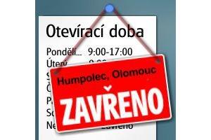 DOVOLENÁ srpen - Humpolec, Olomouc