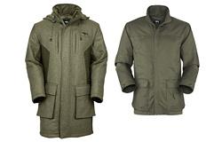 Bundy, kabáty