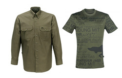 Košile, trika, tílka