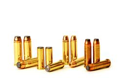 Kulové střelivo revolverové
