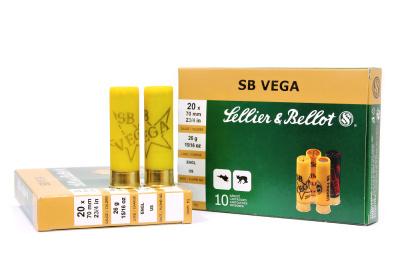 náboj SB 20x70 VEGA