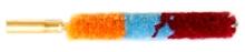 vytěrák bavlna MegaLine r.8mm s vnitřním závitem