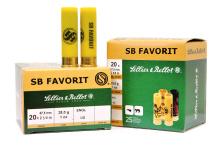 náboj SB 20x67,5-2,0mm Favorit 28g (plast)
