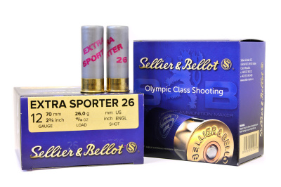 náboj SB 12x70 EXTRA SPORTER 26