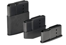 zásobník SAUER 404 - 3 ranný pro ráže 6,5x55 SE, 270 Win, 7x64, 30-06 Spr. (medium) lehké kovové dno