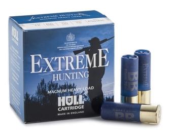 brokové náboje Hull 12x76-3,3mm EXTREME HUNTING 50g