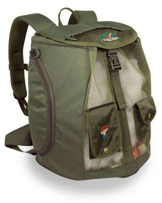 batoh MARSUPIO - Forest 35 Bis, (35l), houbařský odvětraný částečně síťovaný batoh (35l)