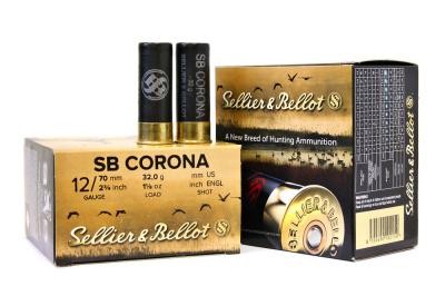 náboj SB 12x70 CORONA 32