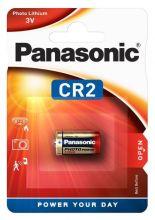 baterie PANASONIC - CR-2 EP/1B