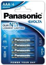 baterie PANASONIC - LR03EGE/4BP EVOLTA AAA