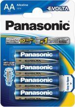 baterie PANASONIC - LR6EGE/4BP EVOLTA AA