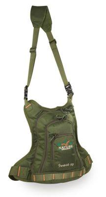 malý ergonomický batoh/taška Marsupio - FOREST (10l)