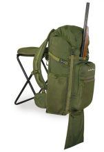 batoh Marsupio - FOREST 45XL - s integrovanou sedačkou a komorou na zbraň