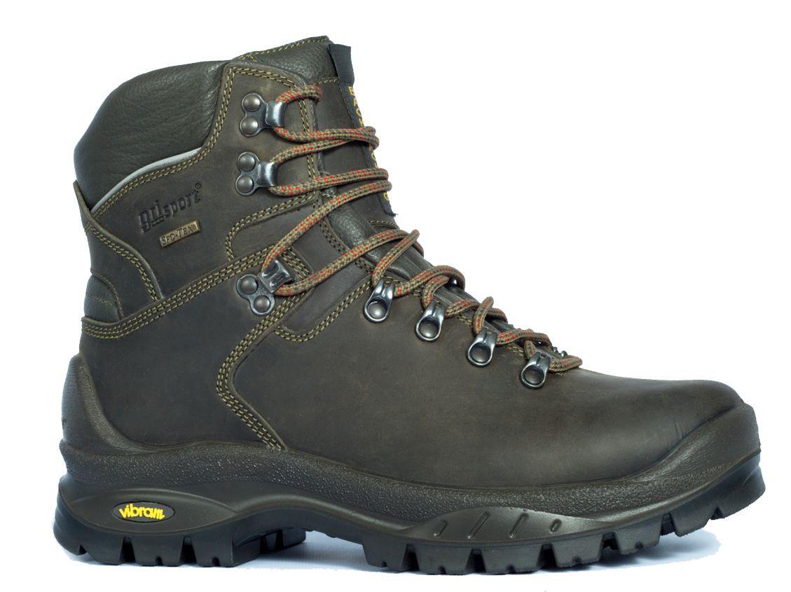 zelené boty Grisport - CRUSADER 52 mod. 13819-52 6b33d0dc33