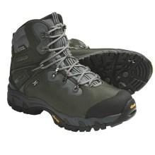 boty HI-TEC - Cascadia eVENT WPi - vyšší zelená vodě odolná bota, celoroční