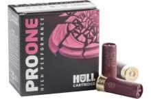 brokový náboj HULL * 12x70-2,25mm PRO ONE 24g - TRAP (12x24x8)