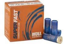 brokový náboj HUL - 12x70-2,3mm Super Fast 27g (12x27x7,5) plastový košík