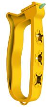brousek SMITHS - *BHS* na broušení šípů, náhradní klíč na 3-4-5 listé hroty