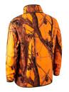 bunda DEERHUNTER - Gamekeeper Reversible Fleece Jacket, barva: 78 - Orange GH Camo (5526)