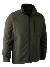 bunda DEERHUNTER - Rogaland Softshell Jacket, barva: 353 - Adventure Green (5760)