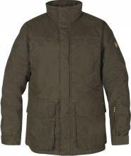bunda FJÄLLRÄVEN - Brenner Pro Padded Jacket (90309), lovecká, barva 633 - Dark Olive
