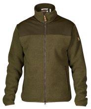 bunda FJÄLLRÄVEN - Forest Fleece Jacket (90572), barva 246 - Tarmac