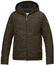 bunda FJÄLLRÄVEN - Kiruna Padded Jacket zimní (82247), barva 633 - Dark Olive