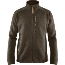 bunda FJÄLLRÄVEN - Singi Fleece Jacket M (87305), barva 633 - Dark Olive, vel. XS - XXL