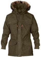 bunda FJÄLLRÄVEN - Singi Winter Jacket zimní (81391), barva 633 - Dark Olive