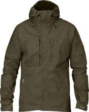 bunda FJÄLLRÄVEN - Skogsö Jacket outdoor (81698), barva 633 - Dark Olive