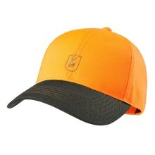 čepice DEERHUNTER - Bavaria Shield Cap, barva: 669 - Orange/ reflexní, (6264)